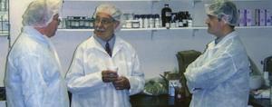 Производство. Высокие технологии фармакопейного качества