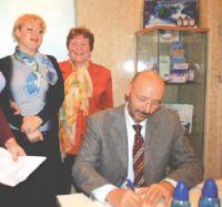 Академик В.А.Курашвили на семинаре ЭД Медицин и ГИНФО