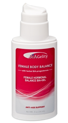 Female Body Balance