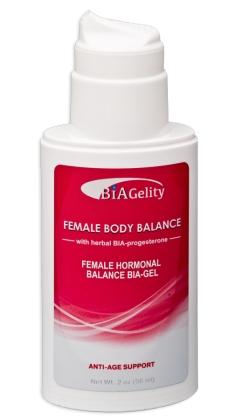 Female Body Balance