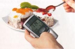 На обед - диабет?