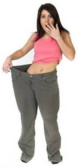 как похудеть без правильного питания