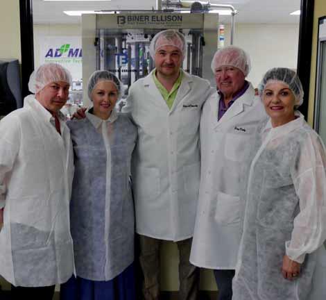 Российский «десант» посетил производственно-технологический комплекс ЭД Медицин в Калифорнии