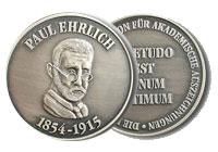 Медаль им. Пауля Эрлиха За особые достижения в профилактической и социальной медицине