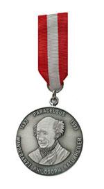 Медалью Парацельса, выдающегося врача эпохи Возрождения, награждена компания ЭД Медицин