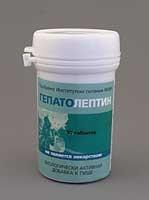 БАД Гепатолептин