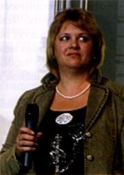 Галина Новоселова