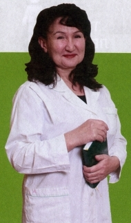 Татьяна Ивановна Дергачева
