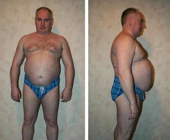 как я похудела на 25 кг