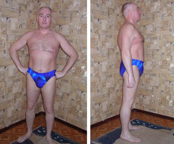 диета для похудения для мужчин 40 лет