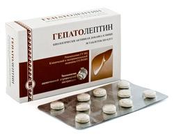 БАД «Гемолептин»