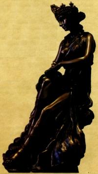 Скульптура Гигеи