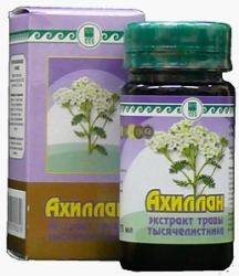 Ахиллан (экстракт травы тысячелистника густой)
