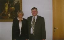 А.И. Венгеровский и В.Н. Буркова