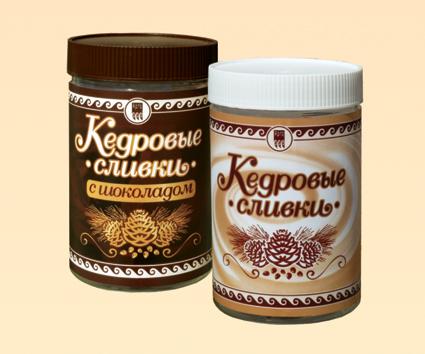 «Кедровые сливки с шоколадом»