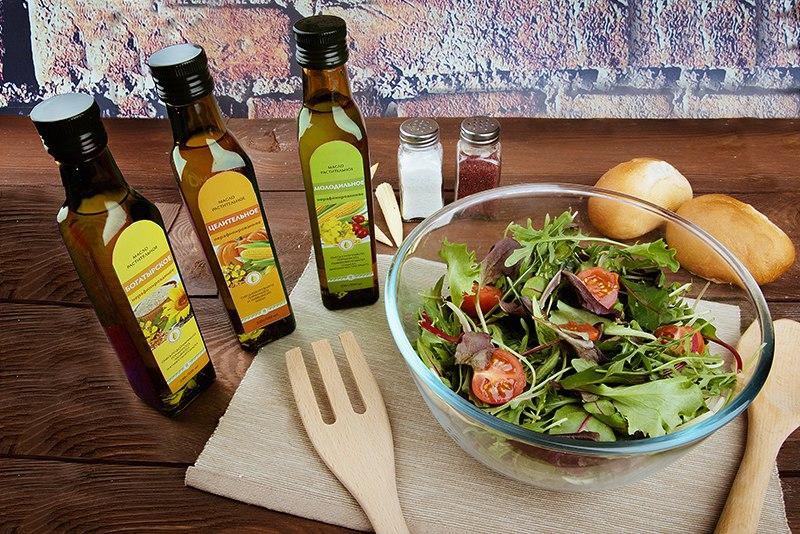 Весенние салаты: 3 простых рецепта от компании Дэльфа