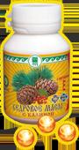«Кедровое масло с витамином «Е»