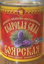 Продукт белково-витаминный «Кедровая сила – Боярская»