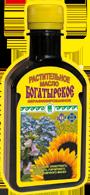 Растительное масло «Богатырское»