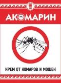 Крем от комаров имошек «Акомарин»