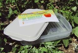 ЭМ-КОНТЕЙНЕР для хранения пищевых продуктов