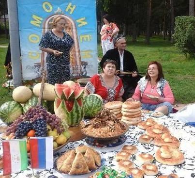 Куэмсил – коллекция уникальных рецептов из Челябинска или белая пища к празднику белого месяца