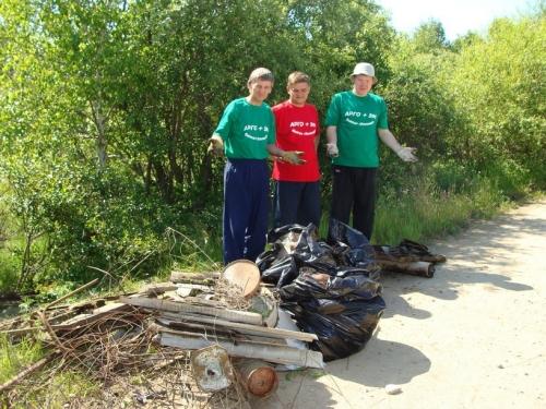 ЭМ-технология для переработки городского мусора