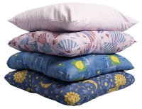 Обработка подушек