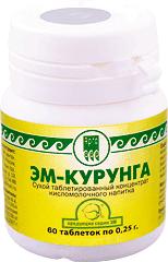 ЭМ-курунга – эффективный защитник кишечника