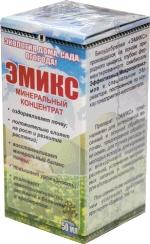ЭМИКС минеральный концентрат