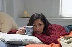 Куэмсил Антистресс помогает преодолеть подавленное настроение и переедание при наступлении холодов