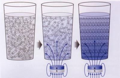 Омагниченная вода: пейте на здоровье!