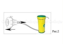 Подключение дивертора, рис. 2