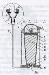 Рис. 8. Устройство фильтра «Арго-МК»