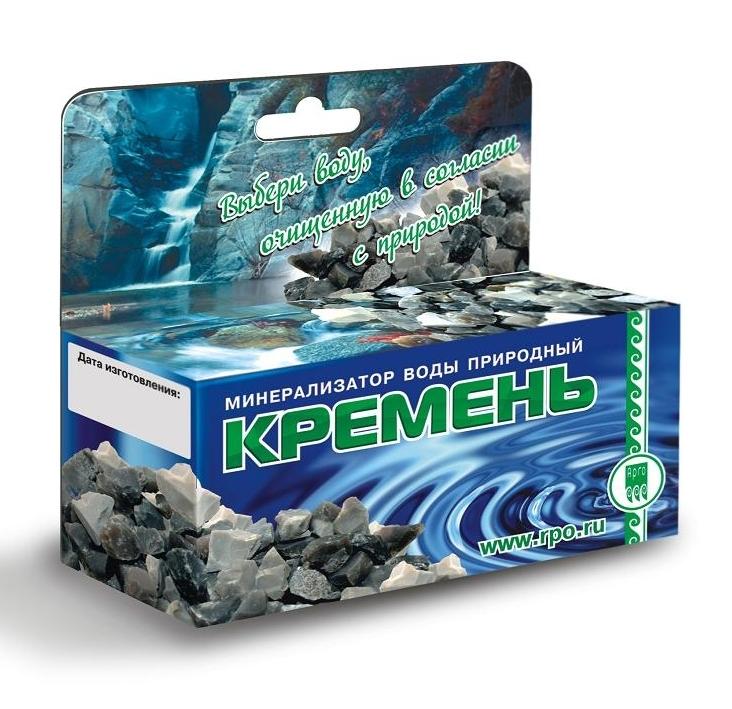 Вода + Кремень = Здоровье!