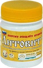 Рекомендации по применению продукции типа ЛИТОВИТ