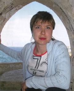 Анастасия Глухих