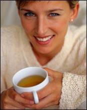 Чайная косметика