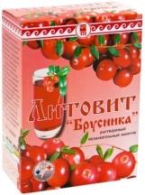 Литовит-Брусника