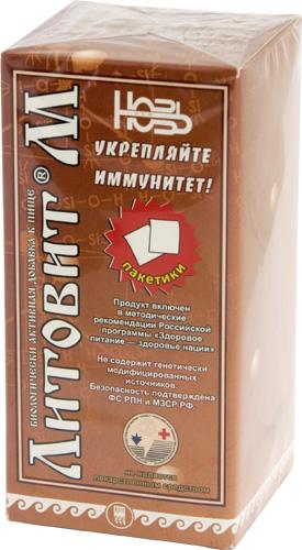 Литовит-М гранулы в пакетиках