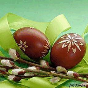 C наступающим праздником Пасхи!