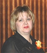 Новоселова Галина