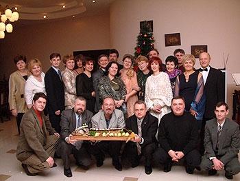 8 лет АРГО в Караганде