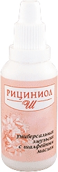 Рициниол-Ш (с маслом шалфея)