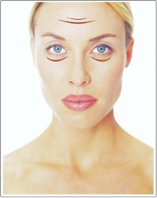 Признаки увядания кожи лица 18-29 лет