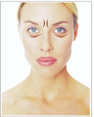 Признаки увядания кожи лица 40-49 лет