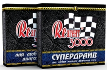 ЗВК «Реагент 3000» для двигателей любых моделей и «Супердрайв»