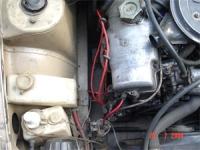 Прогрейте двигатель до рабочей температуры и заглушите
