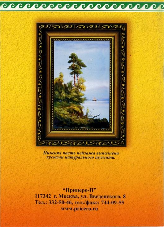 Брошюра – Шунгит и природные цеолиты России