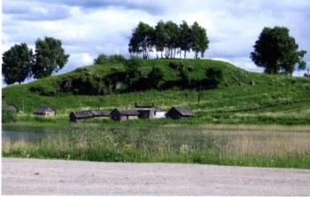 Карелия. Местные поселения